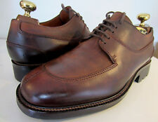 Cole Haan Chestnut Oxford Shoes Rubber soles UK 7.5 EU 41.5 US 8.5