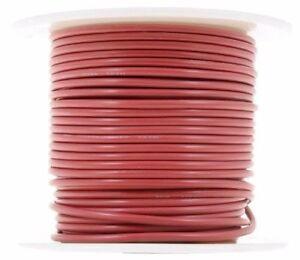 Dorman 85700 10 Gauge Red Primary Wire Card