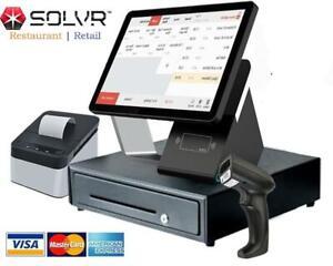 Caisse enregistreuse pour Épicerie , Dépanneur et plus . point de vente detaillant avec logicielle Greater Montréal Preview