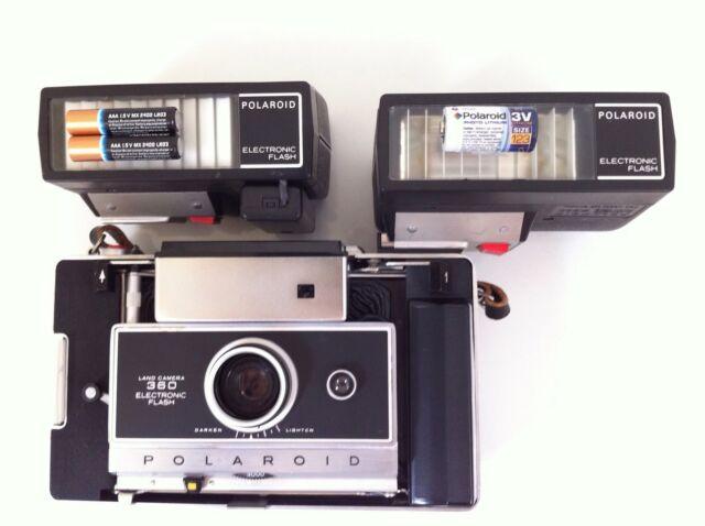 Polaroid 360 Instant Film Camera
