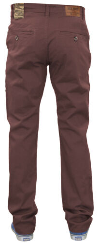 Jacksouth Uomo Jeans Chino Regular Fit Cotone Elasticizzato Pantaloni