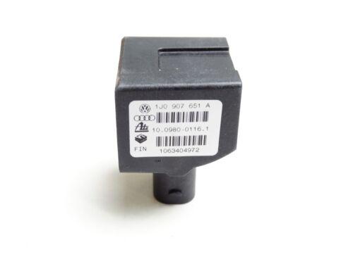 Audi originales a2 a3 s3 TT TTs sensor de aceleración g200 sensor esp 1j0907651a
