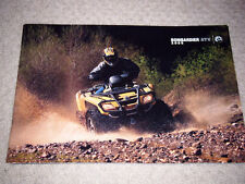 BOMBARDIER ATV QUAD OUTLANDER RALLY DS RANGE SALES BROCHURE