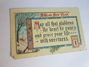 Greeting-Postcard-Vintage-Happy-New-Year-17
