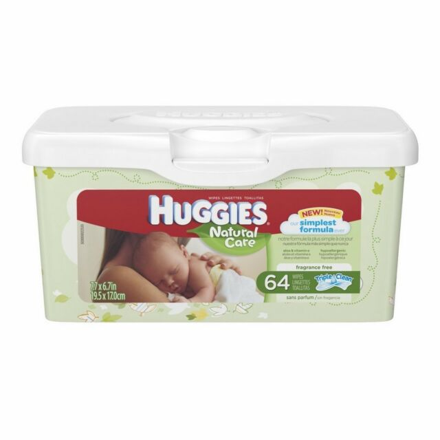 Pampers Sensitive Fragrance Free Wipes,15 x 80,1200 Wipes per Box-Brand New