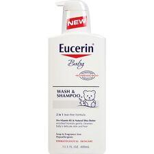 Eucerin Baby lavaggio e Shampoo 13.5 FL. OZ.