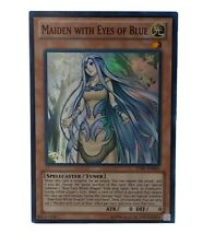 Occasion card yu gi oh maiden with eyes blue sdbe-fr006 1ère edition
