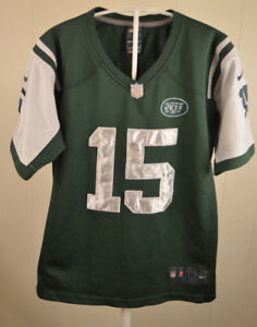 a63b97702 Nike New York Jets Jersey  15 Tim Tebow Youth Large (14-16) Green ...