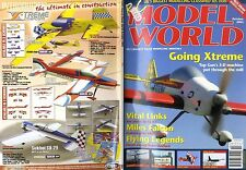 RADIO CONTROL MODEL WORLD MAGAZINE 2005 OCT FLYING FISH-E FREE PLAN, MILES FALCO