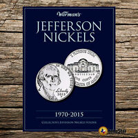 Jefferson Nickels 1970-2015 Folder V9123