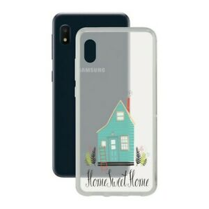 Protection-pour-telephone-portable-Samsung-Galaxy-A10e-Contact-Flex-Home-TPU