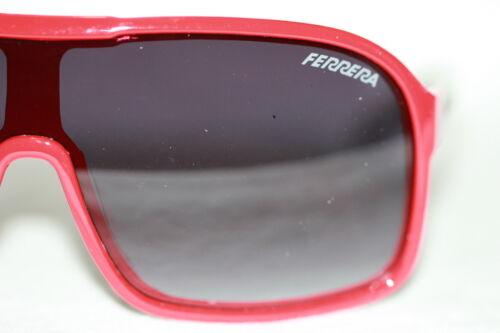 Shield Sonnenbrille Sport Designer Ferrera Brille Snowboard rot 788 NEU