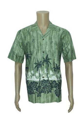 Palms Hawaiian Village Aloha Shirt