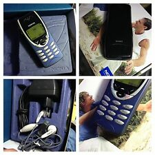 CELLULARE NOKIA 8210 GSM BLU VINTAGE RETRO UNLOCKED SIM FREE DEBLOQUE