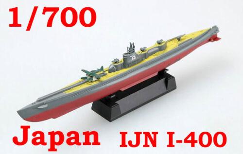 Easy Model 1//700 Japan IJN I-400 Submarine Plastic Model #37323