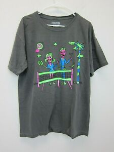 Chinatown-Market-Men-039-s-Country-Club-T-Shirt-Grey-New