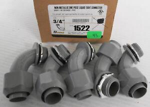 16733d709ec 5) Topaz 1522 Non-Metallic One Piece Liquid Tight Connectors 90 ...