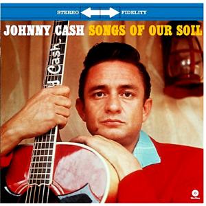 Cash-Johnny-Songs-Of-Our-Soil-2-Bonus-Tracks-New-Vinyl