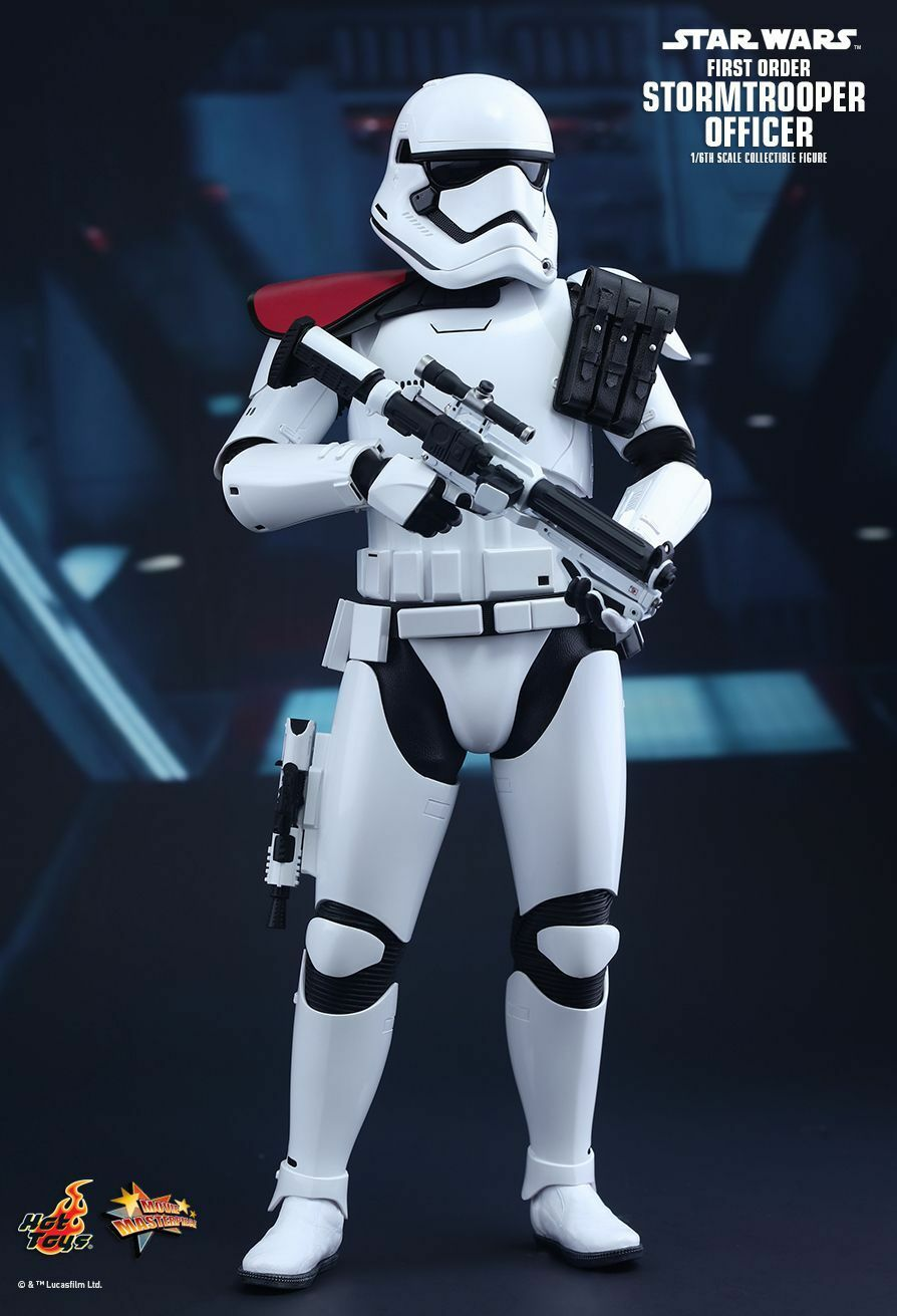 STAR WARS - Stormtrooper Officer 1/6th Scale Action Figure MMS334 (Hot Toys)