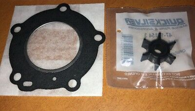 New Genuine Cylinder Head Gasket 4HP 5HP Mercury /& Mariner 2-Stroke Outboard