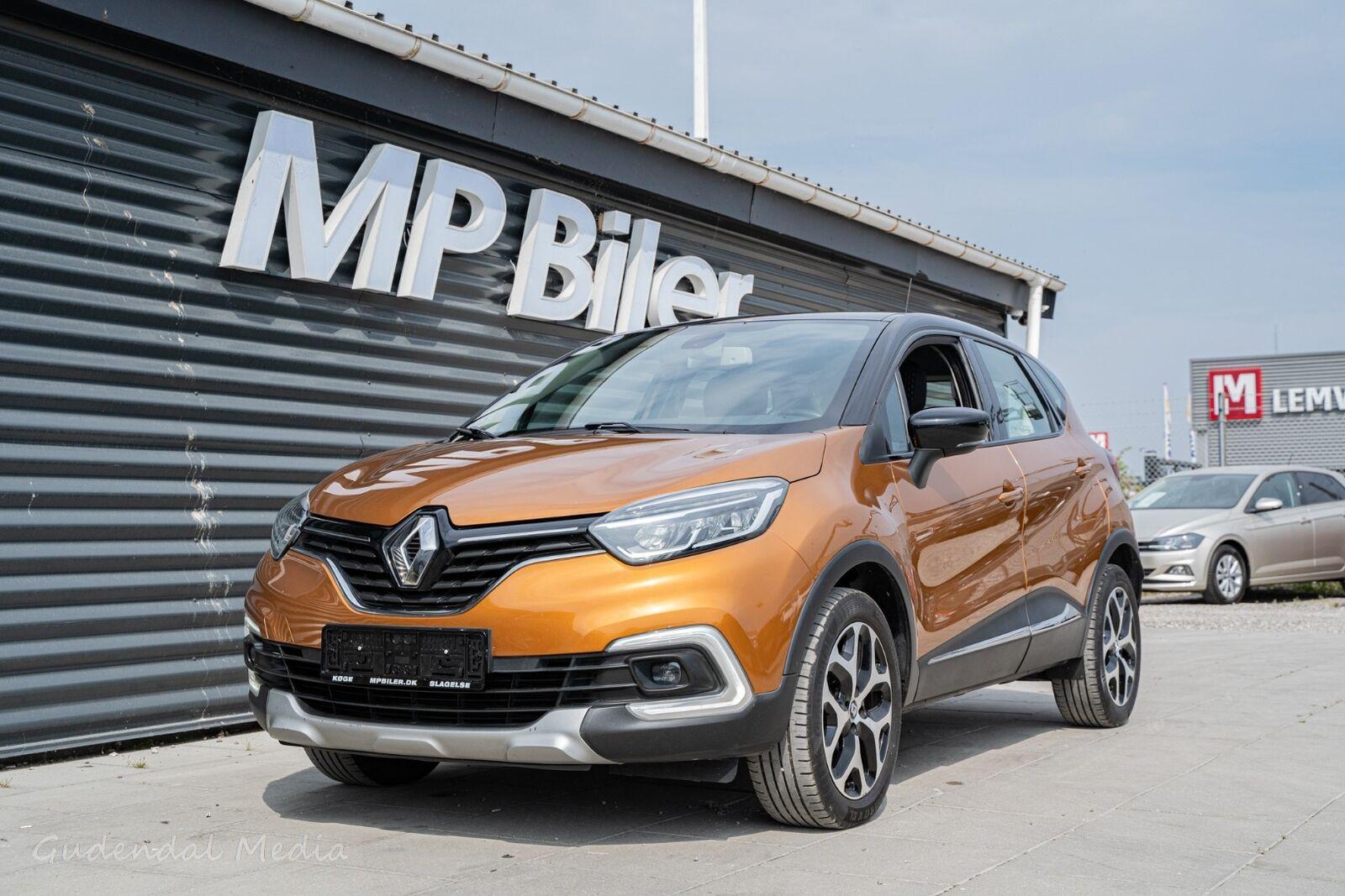 Renault Captur 1,5 dCi 90 Intens