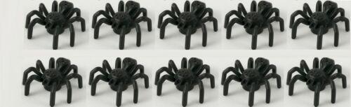 Black Nuovo New 1 x lego 29111 Animale Ragno Nera Ragno