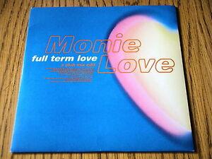 "Monie love-Full termine AMORE 7"" VINILE PS"