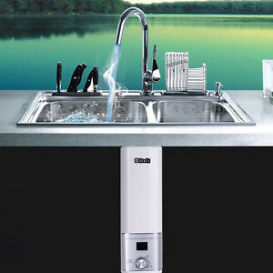 Superior Image Is Loading Electric Instant Hot Tap Faucet Hot Water System
