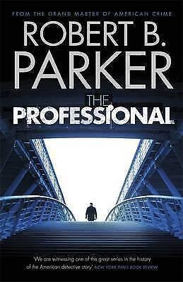 Very Good B. Parker, Robert, The Professional (A Spenser Mystery), Hardcover, Bo