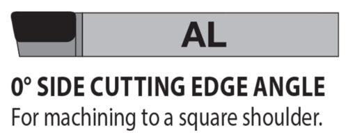 "AL-8 1//2/"" Diameter Left Hand Carbide Tipped Tool Bit C5//C6 Lexington USA"