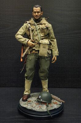 1//6 Scale 1911 Pistol /& Holster US Ranger Captain Miller Facepool Figures