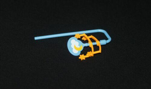Playmobil vie quotidienne mobile du lit de bébé 5334 4286