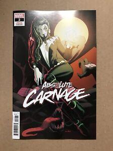 ABSOLUTE-CARNAGE-2-1st-Printing-Cult-Variant-1-25-2019-Marvel-Comics-Nm-nm