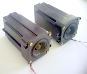 LOT-OF-TWO-SMALL-SPEAKERS