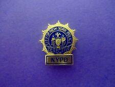NYPD Detective mini shield - NYC Police Detective mini badge - NYPD PBA - NYC