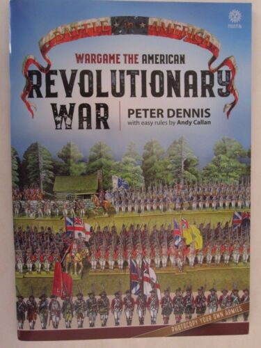 Wargame The American Revolutionary War Paper Soldiers