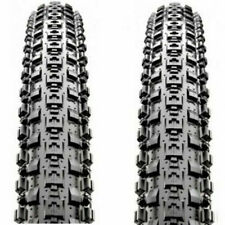 2 x 26 X 2.10 SCHWALBE RAPID ROB MOUNTAIN BIKE TYRES INCLUDES PRESTA TUBES