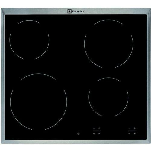 Electrolux EHF16240 XK Built-En Verre Noir Cuisine Plaque de cuisson NEUF!!!