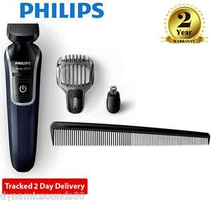 Philips-qg3322-13-Multigroom-Serie-3000-3-en-1-Barba-amp-Adorno-Cortapelos