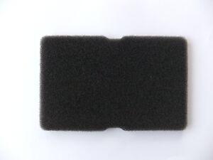 Schwammfilter filtermatte kondens wärmepumpentrockner beko