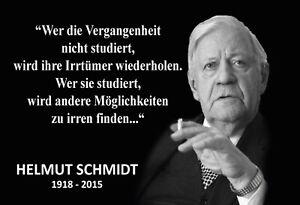 Helmut-Schmidt-Spruch-5-Blechschild-Schild-gewoelbt-Metal-Tin-Sign-20-x-30-cm