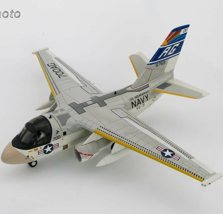 Hobby Master 1 72 US S-3A Viking BuNo  159769, VS-31  Topcats  USS Independence  sortie d'exportation