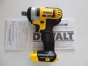 "DEWALT DCF880 20V 20 Volt Max Lithium Ion 1/2"" Impact Wrench Detent Pin DCF880B"