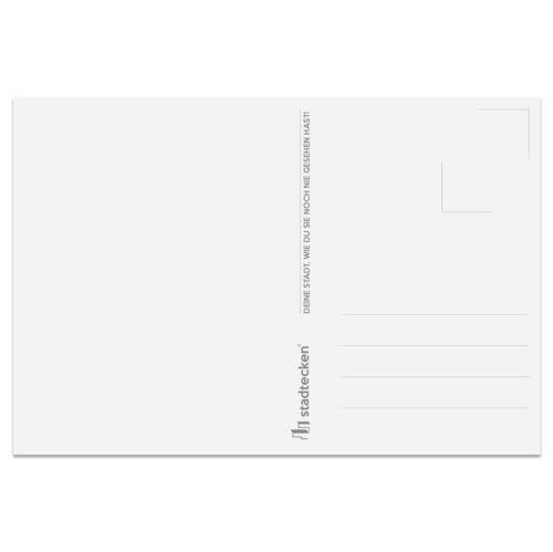 stadtecken® Postkarten AMSTERDAM Motiv Free Riders I Ansichtskarten Postcrossing