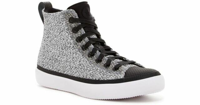 Investigación A menudo hablado Peculiar  Converse Modern Collection Black/white High Top Sneaker Size 7.5 NWOB Tax  for sale online   eBay
