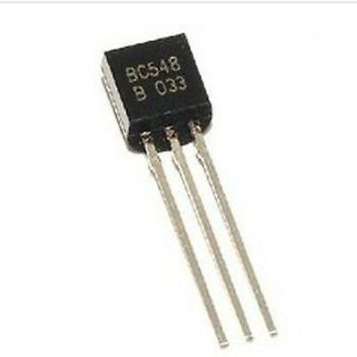 25PCS 2N2222 NPN TO-92 NPN Silicon Epitaxial Planar Transistor NEW