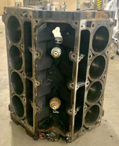 GM LS 6.0 Gen III Bare Engine Block LQ4 LQ9 OEM Gen 3