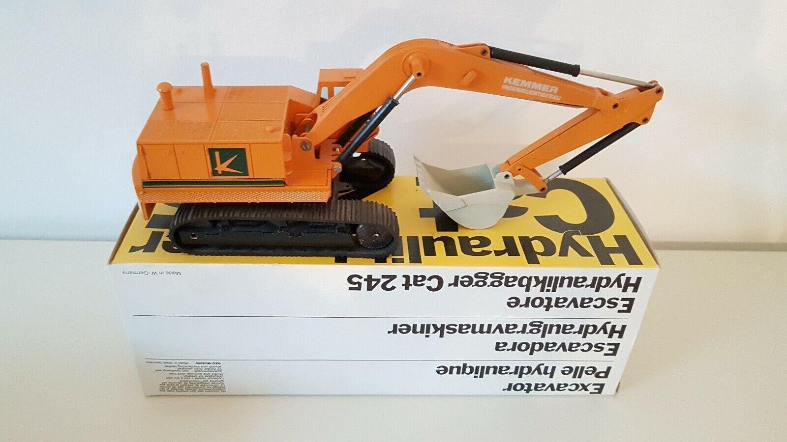 Nzg caterpillar 245 modello speciale