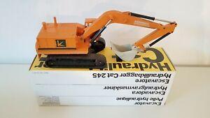 NZG-caterpillar-245-coleccion-034-Kemmer-034-raupenbagger-1-50-con-embalaje-original-very-rare