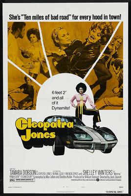 Cleopatra Jones Tamara Dobson Shelley Winters poster print 2